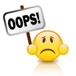 Blogging-Blunders